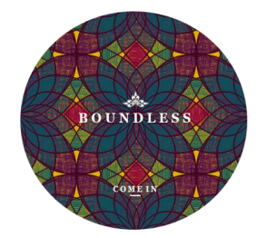 Boundless Tag Front Page
